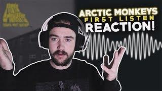 Arctic Monkeys | First Listen | Reaction!!