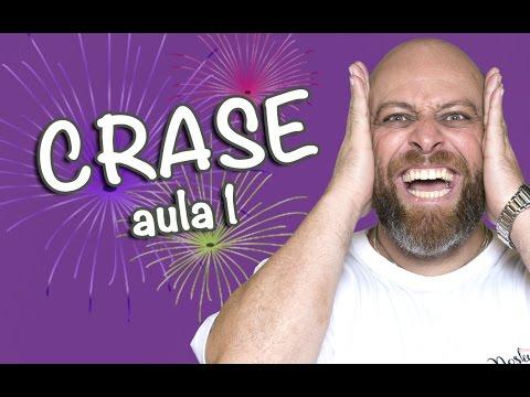 Crase - Aula 01 ♫ Concerto da Crase ♫ [Prof Noslen]