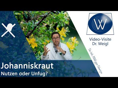 Johanniskraut vs. Antidepressiva: Pflanzliches Wundermittel bei Depression und wie harmlos wirklich?