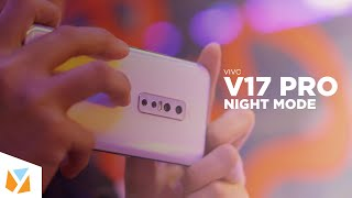 Vivo V17 Pro Feature - Selfie Night Mode, how useful is it?