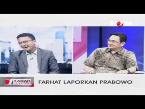 Download Dialog TvOne: Farhat Laporkan Prabowo HD Mp4 3GP Video and MP3