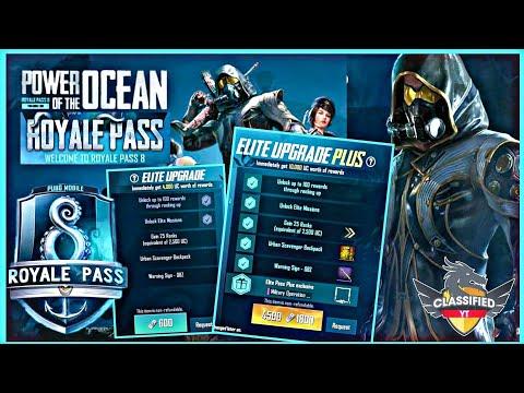 PUBG Mobile Season 8 LEAK: Royale Pass, Release Date
