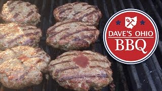 Perfect Burgers on the Grill - How To