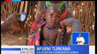 Afueni ya kiafya Turkana baada ya wakazi kufundishwa kupeana tiba