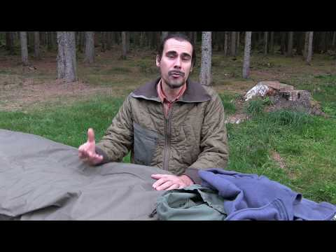 Mein Tipp für günstigen Biwaksack und warme Jacke für Herbst & Winter | Outdoor AusrüstungTV