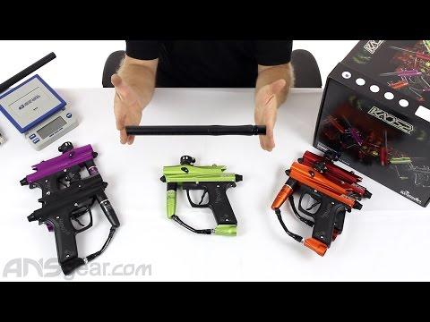 Azodin Kaos 2 Paintball Gun – Review