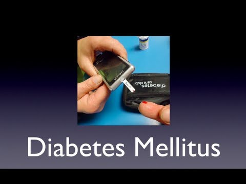 Farbtherapie bei Diabetes Video