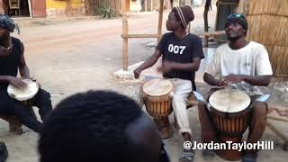 Village Drum Sounds