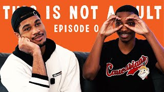 Bronny James Blowing Big Gas - This Is Not A Cult Podcast #044