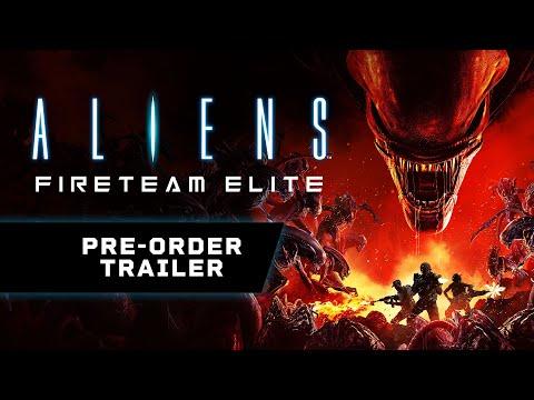 Pre-order trailer de Aliens: Fireteam Elite