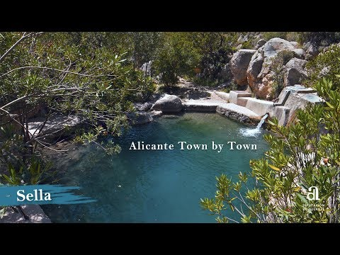 SELLA. Alicante, Town by Town.