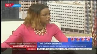 The Dawn Debate - Taming hate speech
