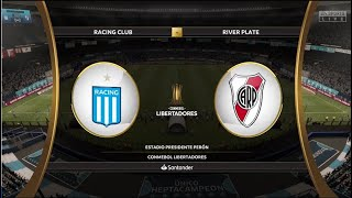 "FIFA 20 ""Racing Club Vs River plate"" Conmebol Libertadores PS4"