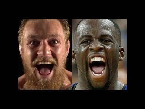 Draymond Green and Conor McGregor traded shots on IG