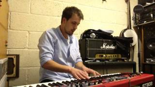 Shayne ward - 2nd Audition - Fake - Piano