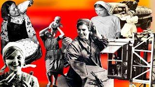 (ПЕРЕЗАЛИВ)Какими были советские девушки, чем они отличаются от современных