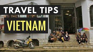 TOP 5 TRAVEL TIPS FOR VIETNAM | TRIP PLANNING ESSENTIALS