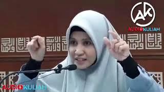 GUDANG PAHALA WANITA ADALAH DI RUMAH !!! ~ USTAZAH ASMA' HARUN