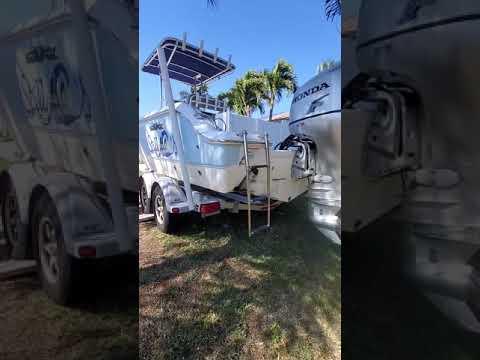 Sea Fox 236CC Pro Series video
