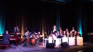 The Bridger Mountain Big Band with Eden Atwood