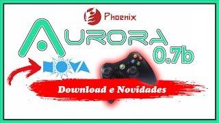 🕹️[SKIN-TEMA] SASUKE - AURORA 0 7B [XBOX 360 RGH/JTAG