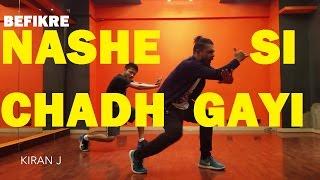 Nashe si chadh gayi   Befikre    YRF   Bollyswag   Dance video   KiranJ   DancePeople Studios.