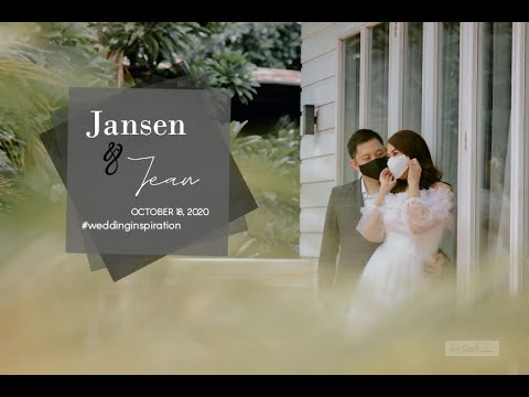 Save the Date Video I Jansen and Jean