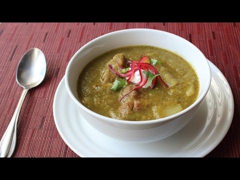 Chili Verde Recipe – Easy Pork & Tomatillo Stew – How to Make Green Chili