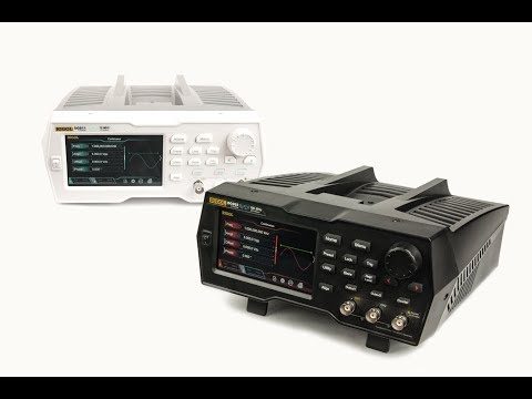 10MHz,125MSa/s and 2Mpts Memory, One Channel Arbitrary Function Generator-DG811
