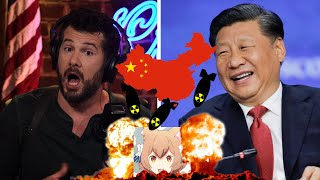 China THREATENING To Nuke Japan? What's Their END GAME?    Louder With Crowder