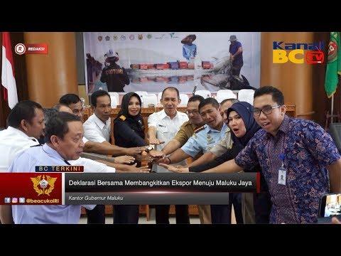 [Redaksi] Deklarasi Bersama Membangkitkan Ekspor Menuju Maluku Jaya