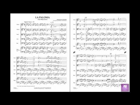 La Paloma (The White Dove) by Yradier/arr. Robert Longfield