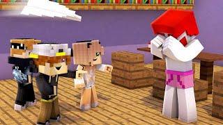 OHNE HOSE IN DER SCHULE! (Minecraft)