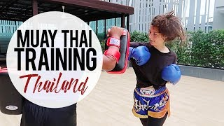 Muay Thai Boxing Training | Krabi, Thailand