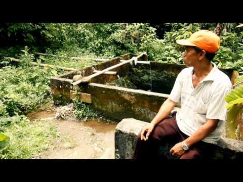 Program Sumur Resapan di Sibolangit