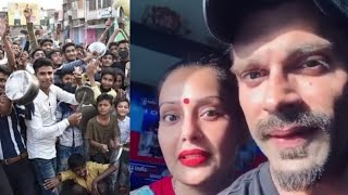 Bipasha Basu Angry Reaction On Foolish People Who Came Out On Roads During Khanta Carefew