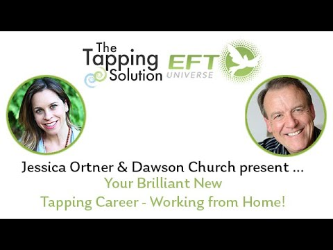 Your Brilliant New Tapping Career - Working from Home! - YouTube