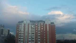 Страшный гул земли. 29.08.15 Север Москвы.