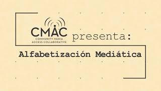 ¿QUÉ ES LA ALFABETIZACIÓN MEDIÁTICA?