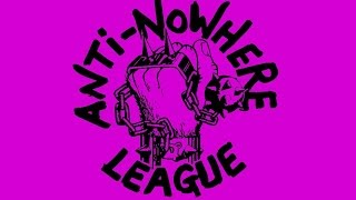 Anti-Nowhere League @ 100 Club - 06.01.16 (Pt8) For You + Pig Iron