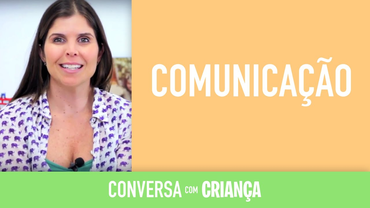 Comunicação | Conversa com Criança