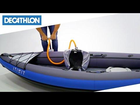 Kayak gonfiabile Itiwit | Decathlon Italia