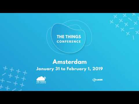 The Things Network Conference 2019
