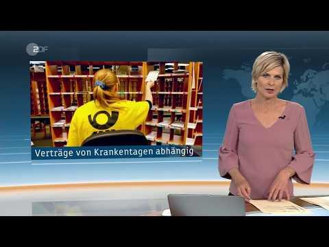TV Doku:  Nur überdurchschnittlich Gesunde dürfen bei Deutsche Post DHL weiterarbeiten