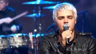 My Chemical Romance - I Don't Love You (AOL Sessions).wmv