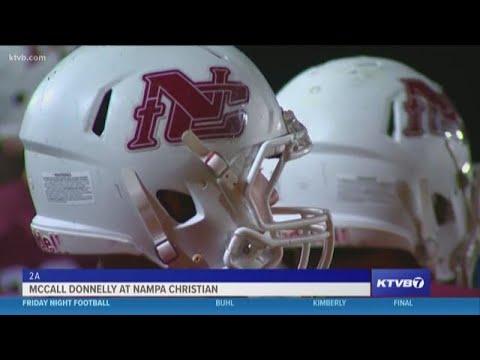 Class 2A Football Highlights: McCall-Donelly Vandals vs. Nampa Christian Trojans