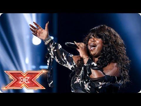 Always (live @ The X Factor UK)