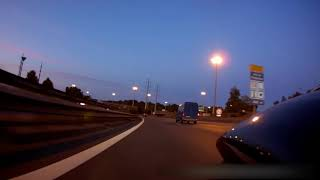 Test CAMERA DASHCAM MOTO INNOVV K2 (AVANT)