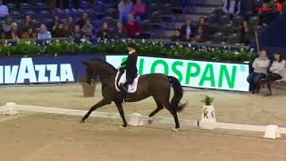 Isabell Werth |Weihegold Old| FEI World Cup Dressage Grand Prix| Jumping Amsterdam| 2018
