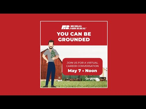Be Agriculture: Be Grounded